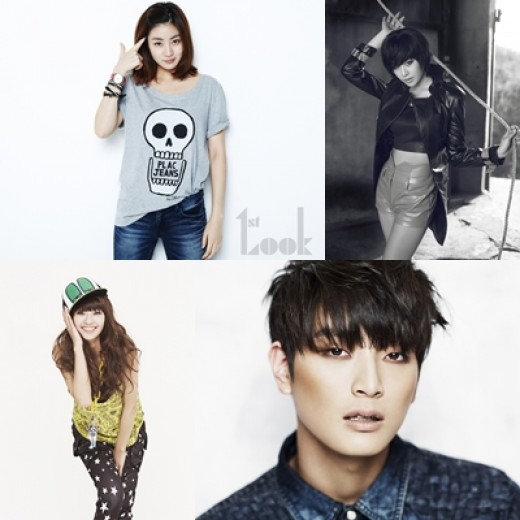 Moon/Sun s Nam Bora Dating Dream High 2 s Park Seo Joon
